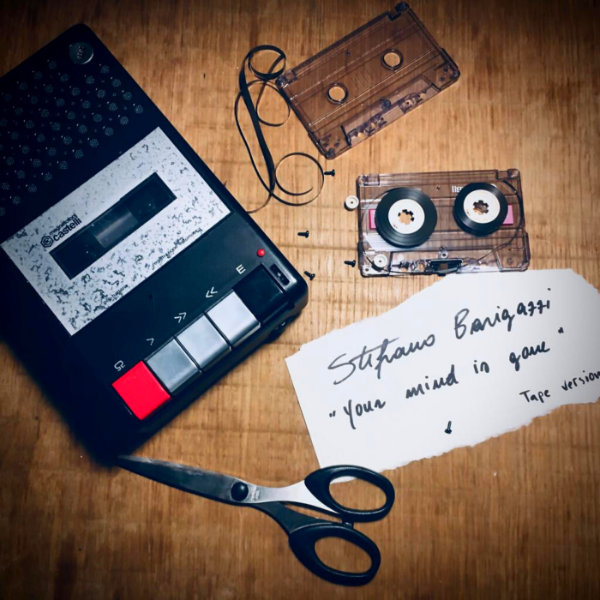 Your mind is gone (tape version) Stefano Barigazzi sigolo